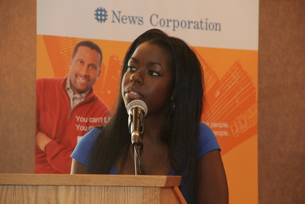 Tavis Smiley Foundation Youth to Leaders Conference 2011 - A Lesson on Success for Young Leaders - Actress Camille Winbush 7-24-2011