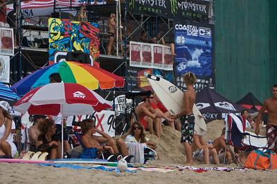ECSC 2009 - The Beach Crowd
