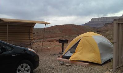 Glen Canyon - Campground (AZ)