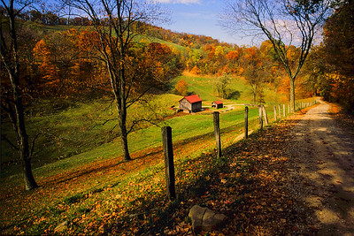 West Virginia Country Roads