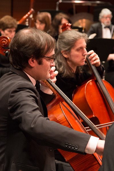 Phil Hummel and Sheryl Friedlander -- Symphony of the Potomac, January 29, 2017