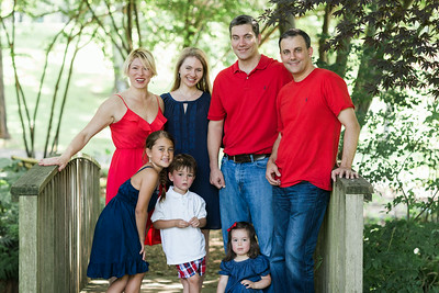 July, 2014 Family Portraits