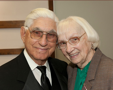 John Fortner & Margret Lester