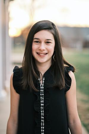 Molly Lovvorn 8th Grade Sermon