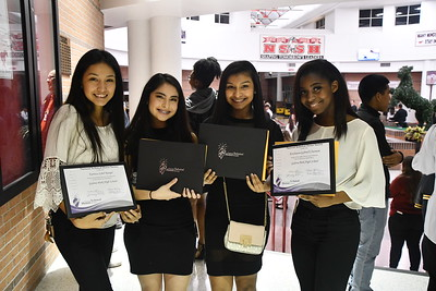 2019 National Technical Honor Society Induction