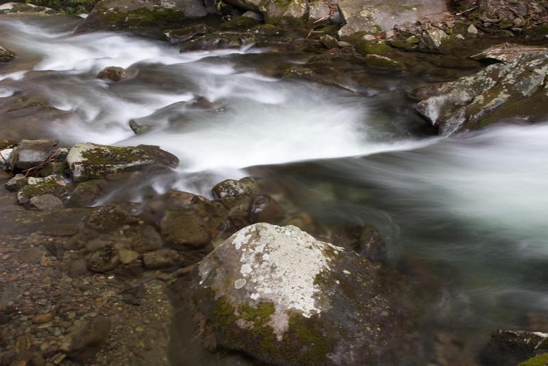 Tremont cascade  Jan 2009