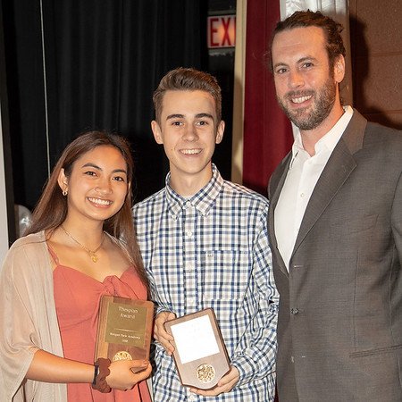 Upper School Awards Night 2018