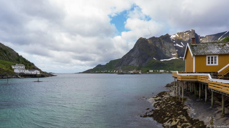 Sakrisøy and Tørrfisk