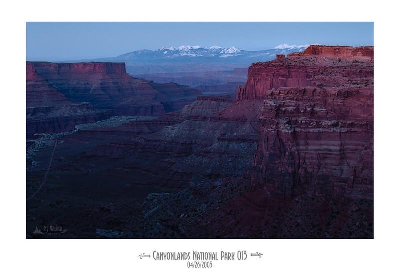 Canyonlands National Park 013, 04/26/2005