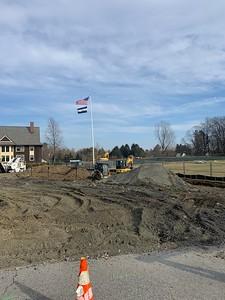 Construction at SM