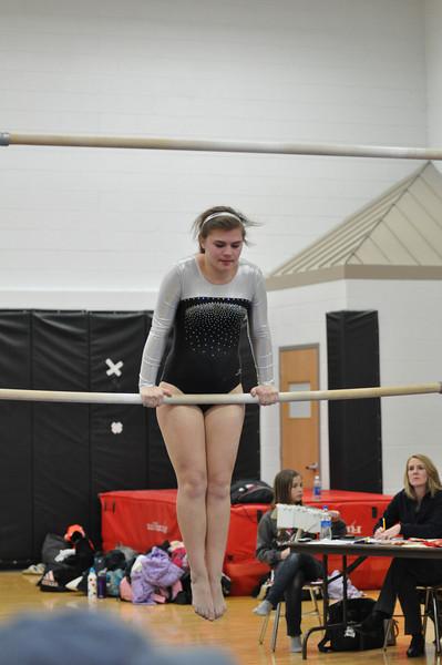 Gymnastics vs. Mosinee/Medford