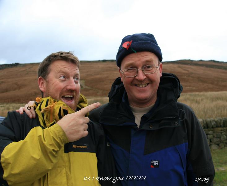 Andy & John Derbyshire 2012