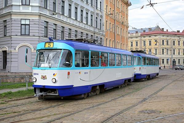 31st May 2014: Baltics Day 1-Latvia (Riga)