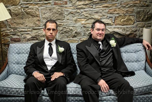 Shari & Joe wedding - 10/24/09