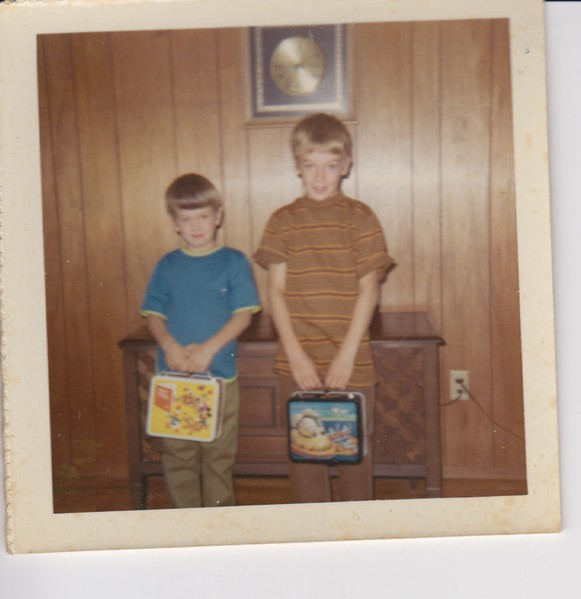 Andy and Mike Day School 1970.jpg