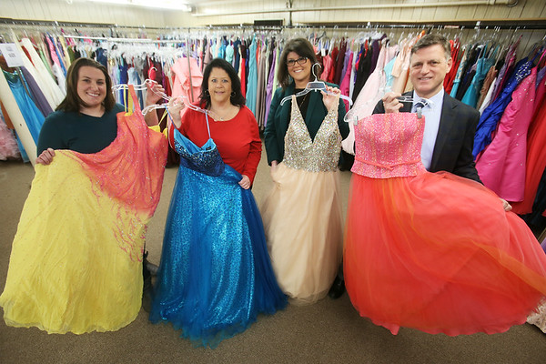 Anton's Cleaners prom dresses 021519