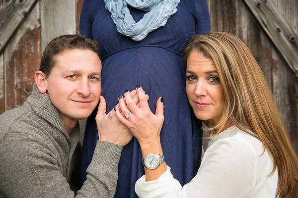 Luke, Kristi, Jen & Baby!