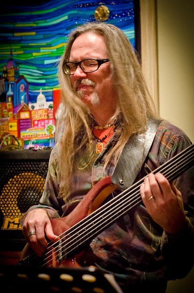 Charles Fletcher, Gregg Inhofer & the Cockeyed Band--Black Dog Cafe---Mus-8053
