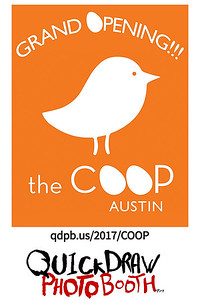 the COOP Austin Grand Opening Event