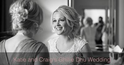 Katie & Craig's Ghillie Dhu Wedding
