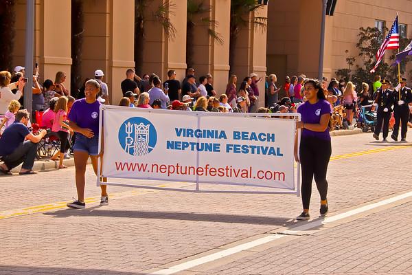 2018 Neptune Festival Grand Parade