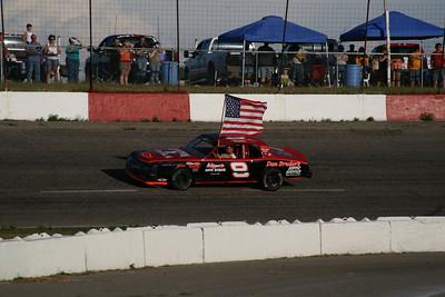 Thunder 8-11-2007 at I-94 Speedway