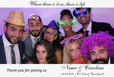 Carolina & Nemr Wedding