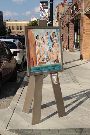 La Grange Art 2009