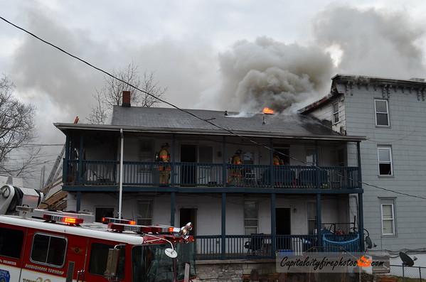 1/19/15 - Steelton, PA - N. Front St
