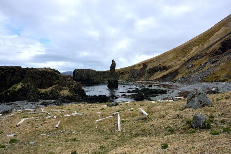 Drangur í Drangsvík við Bolungarvík
