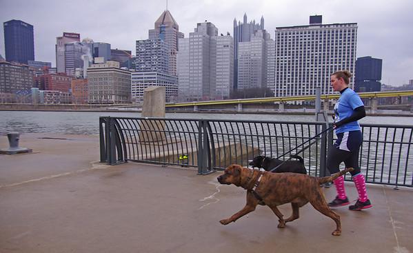 Jimmy V 5K, Pittsburgh, March 30, 2014