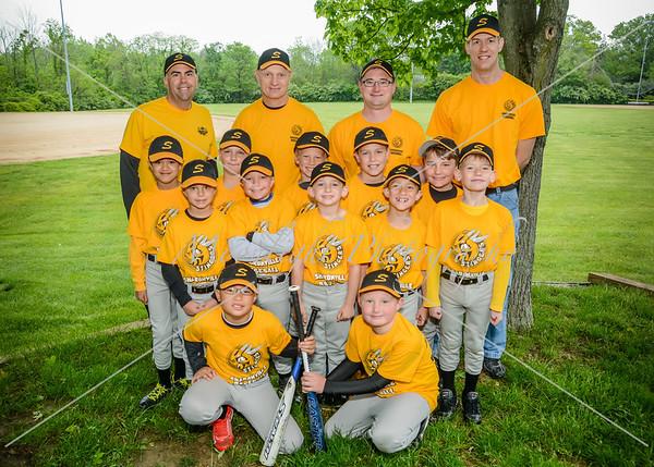 Sharonville Youth Baseball 2014
