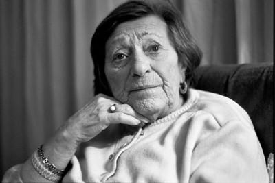 Leny Boeken,  overlevende Holocaust