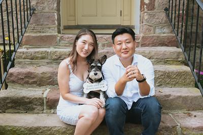 Heather + Jun Ceremony