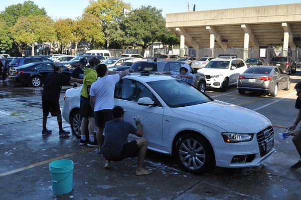 Fall 2016 Car Wash