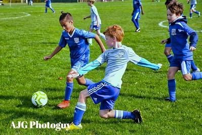 Boys U11 RHAM vs. Vernon 101820