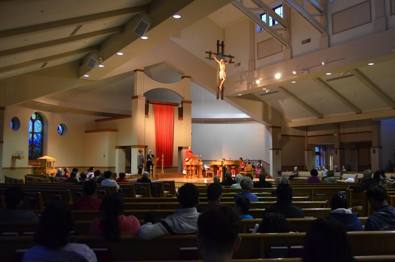 The parish community