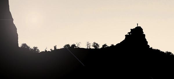 """Sun Salutation"" (photography) by John Diephouse"