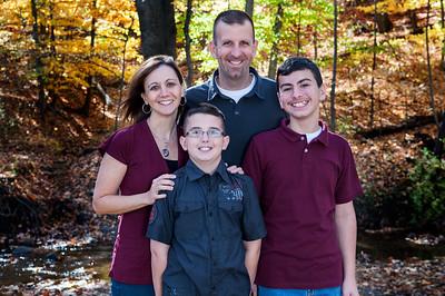 Wasinski Family 2014
