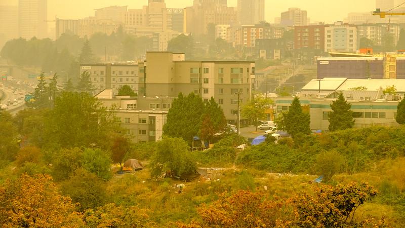 Seattle Smoke 2020