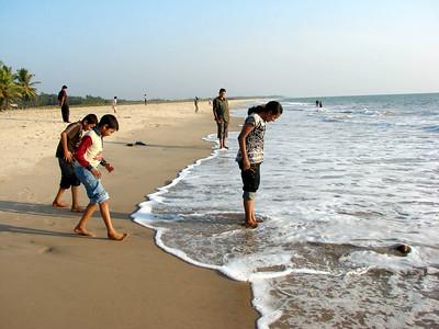 Bekal Beach Park - Pallikkara Beach Park - Part 1