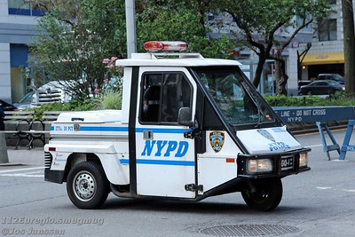 New York Police Department NYPD