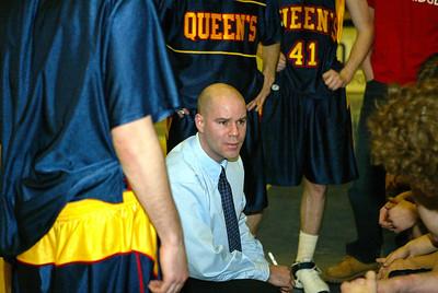Men's Basketball - Queen's at Toronto 20040130