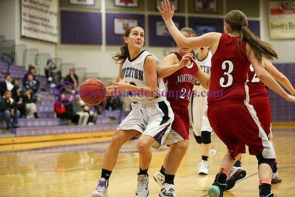 2015 01 07 NORTHRIDGE VS RHS GIRLS BASKETBALL