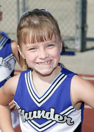 Rocklin Junior Thunder Mighty Mite Cheer