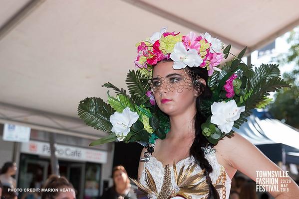 Townsville Fashion Festival 5 - 2016 Flinders St Runway