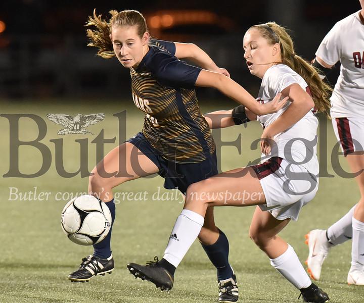 Mars vs Oakland Catholic WPIAL Class 3A Girls soccer finals at Highmark Stadium in Pittsburgh