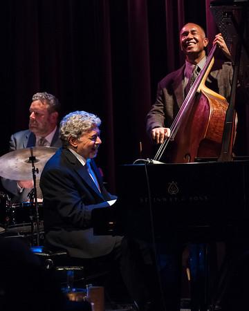 Monty Alexander, John Clayton, and Jeff Hamilton