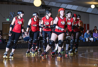 2015-07-25 Oly Rollers v Bellingham Blunt Force Trauma