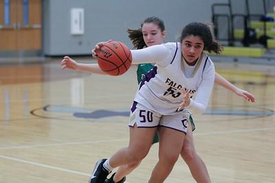 January 9, 2021 Freshman Girls Basketball